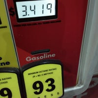 Photo taken at Shell by Bill M. on 11/6/2012