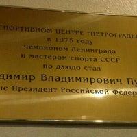 Снимок сделан в Бассейн Петроградец пользователем Const D. 12/26/2015