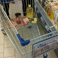 Photo taken at Lidl by Chris D. on 1/8/2016