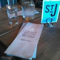 Photo taken at Saint John's Bar & Eatery by Matt M. on 1/25/2013