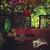Photo taken at Ferringhi Garden Restaurant by Pei J. on 2/14/2013