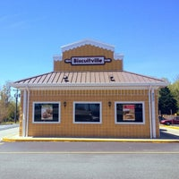 Photo taken at Biscuitville by Crillmatic on 4/21/2014