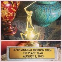 Photo taken at Dakota Ridge Golf Club by Brandon S. on 8/4/2013