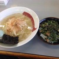 Photo taken at ラーメン&ラーメン 一代元 by 星 雅. on 1/23/2014