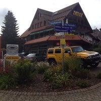 Photo taken at Sankt Blasien by POLAT 📱 on 10/13/2013