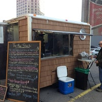 Photo taken at Mac Shack by Brian H. on 12/18/2012