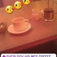 12/11/2017 tarihinde Esmaa Asenaa P.ziyaretçi tarafından Sherlock Holmes Coffee - Hookah'de çekilen fotoğraf