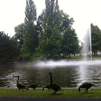 Photo taken at Park Valkenberg by Andre P. on 7/20/2013