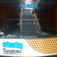 Das Foto wurde bei Fundição Progresso von Victor r. am 12/29/2012 aufgenommen