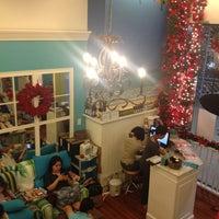 Photo taken at Nailaholics by Joycee M. on 12/30/2012