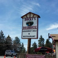 Photo taken at Rocky's Roadhouse & Trading Post by Katy K. on 3/19/2016