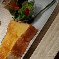 Photo taken at CAFFE CALMO by sawashim y. on 6/18/2017