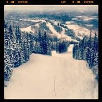 Photo taken at Aspen Mountain by Ramoun on 2/22/2013