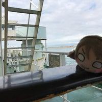 Photo taken at 南海フェリー 和歌山港ターミナル by N@O on 10/7/2017