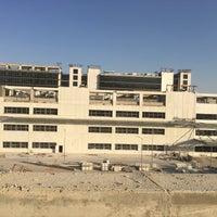 Photo taken at N.E. Üniversitesi Hastanesi İnşaat Alanı by Sefa Ö. on 10/20/2017