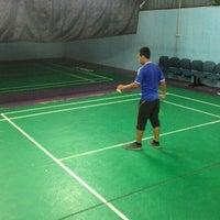 Photo taken at Futsal Masterscaff by Syafiq H. on 8/6/2016