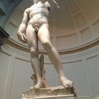 Foto scattata a Galleria dell'Accademia da Cedric A. il 2/20/2013