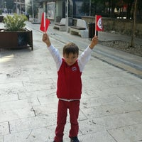 Photo taken at Aydın İstiklal Anaokulu by Gülay S. on 10/29/2016