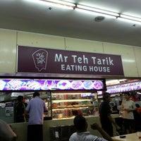 Photo taken at Mr Teh Tarik Eating House by Pot L. on 5/7/2013