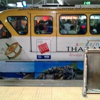 Photo taken at RapidKL Imbi (MR5) Monorail Station by Raihan R. on 1/2/2013