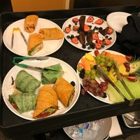 Photo taken at CulinArt Cafe - UMB by Natalie J. on 8/14/2018