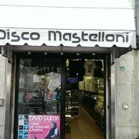 Photo taken at Disco Mastelloni by Mangano S. on 4/19/2014