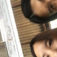 Photo taken at ท่ารถตู้มธ.รังสิต - อนุสาวรีย์ฯ/ฟิวเจอร์ฯ (TU-Future Park Rangsit/Victory Monument Van Stop) by Inink on 1/31/2017