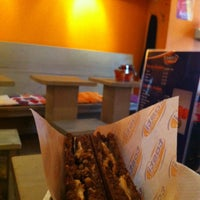 Photo taken at Tosti World by Edith B. on 4/7/2013