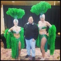Photo taken at Tropicana Evansville (Casino Aztar) by John 'Disney Dork' C. on 10/27/2013