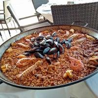 Foto tomada en Restaurant Racó del Riu por Pablo C. el 8/1/2016