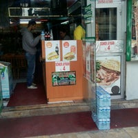 Photo taken at Öz urfa 2 döner by Murat Y. on 1/8/2016