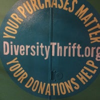 Photo taken at Diversity Thrift by ShawnsterBear™ . on 12/8/2016