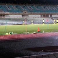 Photo taken at Stadium Darul Aman by Saiko G. on 12/14/2012