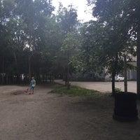 Photo taken at Гимназия №116 by Дарья Г. on 6/24/2016
