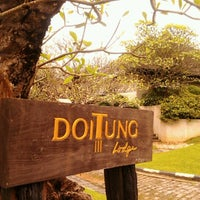 Photo taken at Doi Tung Lodge by Little W. on 9/15/2012