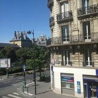 Photo taken at Hotel Avia Saphir Montparnasse Paris by Nikita T. on 8/16/2013
