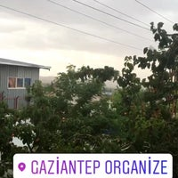 Photo taken at Havaalanı Organize Sanayi Bölgesi by Nuran E. on 6/21/2017