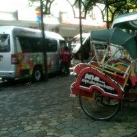 Photo taken at Joglo Semar Executive Shuttle Bus by Dora E. on 5/21/2013