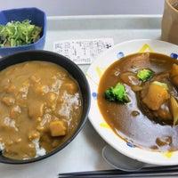 Photo taken at 同志社大学 明徳館地下食堂 by 美咲 明 P. on 1/30/2017