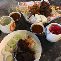 Photo taken at Satay Station by Fatin A. on 1/14/2018