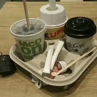 Photo taken at McDonald's by Milos B. on 2/21/2016