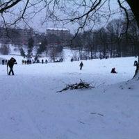Foto tomada en Parc de Woluwepark por Cheryl M. el 1/20/2013