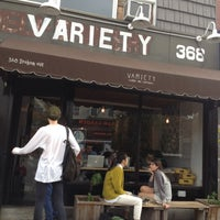 Снимок сделан в Variety Coffee Roasters пользователем Josh C. 10/27/2012
