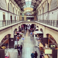 Photo taken at Ferry Building Marketplace by Josh C. on 3/25/2013