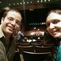 Photo taken at תאטרון היהלום by Rita L. on 1/15/2016