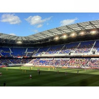 Photo taken at Red Bull Arena by Arthur L. on 5/26/2013