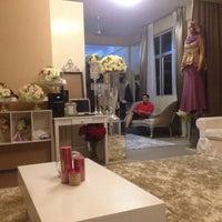 Photo taken at Singgahsana Bridal by Myra Z. on 1/11/2016