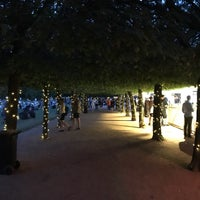 Photo taken at Palaissommer by Christian S. on 8/8/2017