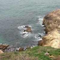 Photo taken at Karaburun by Elcin Y. on 4/3/2013