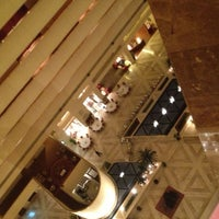 Photo taken at Sheraton Grand Doha Resort & Convention Hotel by Nora S. on 11/9/2012